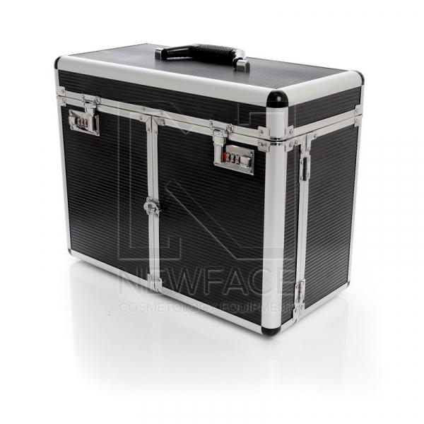 Kufer Kosmetyczny S - Duży Black #1