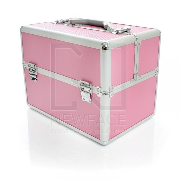 Kufer Kosmetyczny S - Standardowy Pink #1