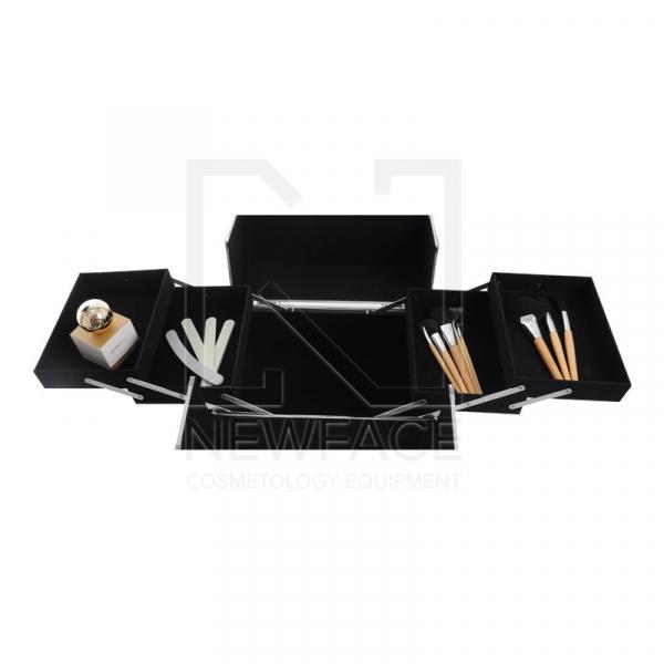 Kufer Kosmetyczny S - Standardowy Silver #2