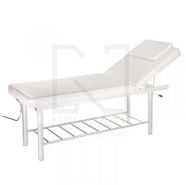Łóżko do masażu BW-218 białe #1