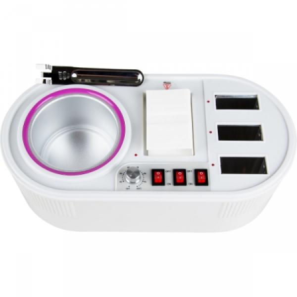 Podgrzewacz do wosku na 3 kasety i puszkę YM-8327A #3