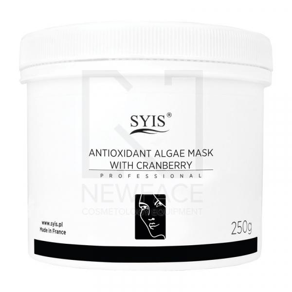 Syis Maska Algowa Antyoksydacyjna Z Żurawiną, 750 Ml/250 G #1