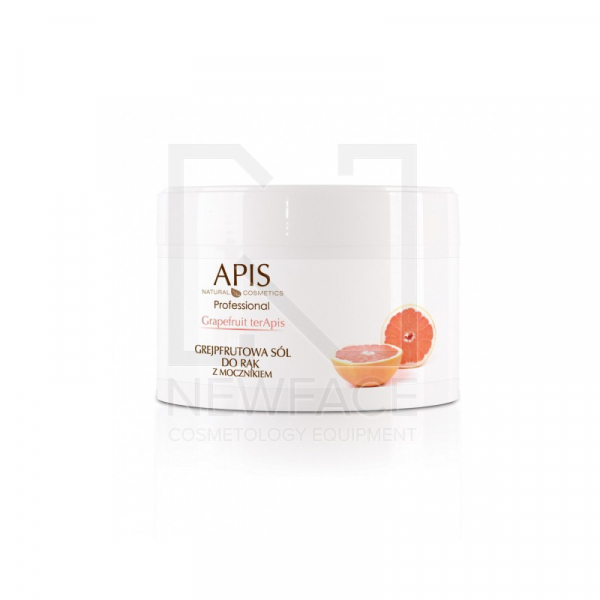 Apis Grapefruit Grejpfrutowa Sól Do Rąk, 300g #1