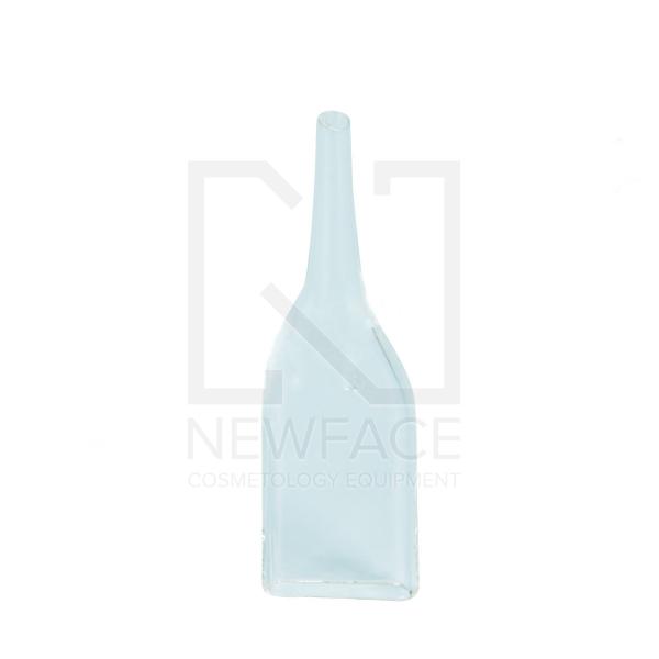Dysza próżniowe szklane do twarzy nr 1(płaska) #1