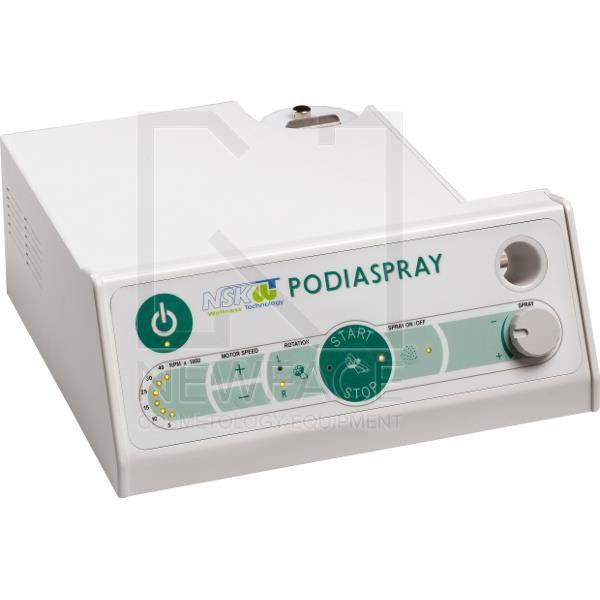 Frezarka kosmetyczna Podiaspray PDL 40 LED #1