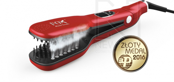 Szczotka Parowa Fox Steam Brush Red #1