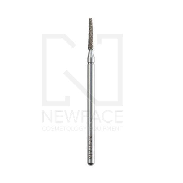 Frez diamentowy do skórek i płytki fi 1,6mm stożek #1