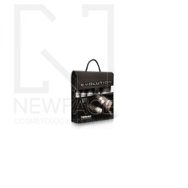 Zestaw 5 Szczotek Evo Soft (17, 23 28 32 43 mm) #1