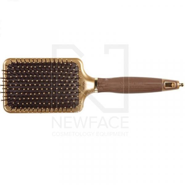 Szczotka Olivia Garden Nano Styler Paddle #1
