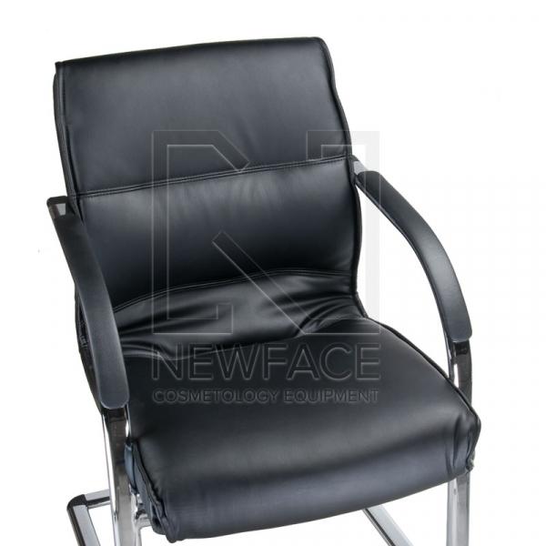 Fotel Konferencyjny Corpocomfort BX-3346 Czarny #2