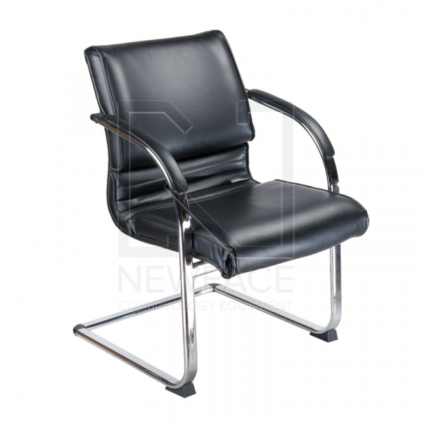 Fotel Konferencyjny Corpocomfort BX-3339B Czarny #1
