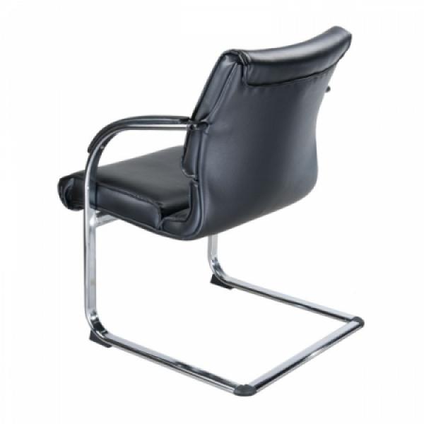 Fotel Konferencyjny Corpocomfort BX-3339B Czarny #4