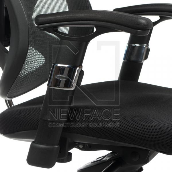 Fotel Ergonomiczny Corpocomfort BX-W4310 Czarny #6