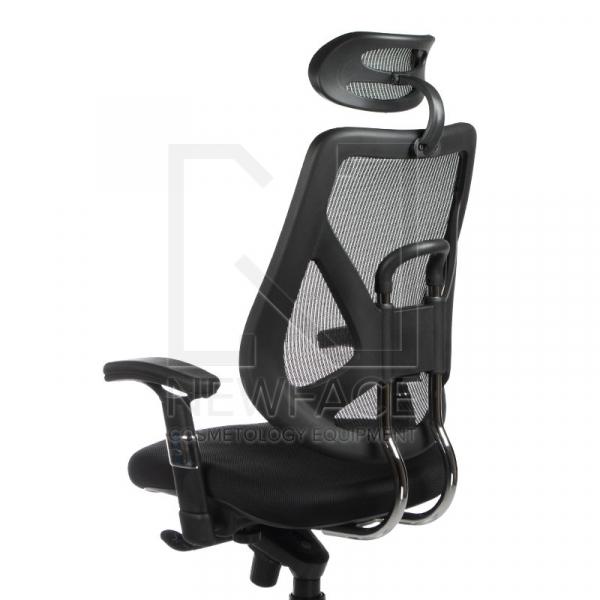 Fotel Ergonomiczny Corpocomfort BX-W4310 Czarny #9