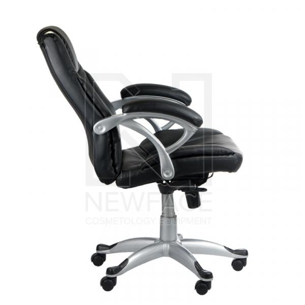 Fotel Ergonomiczny Corpocomfort BX-5786 Czarny #4