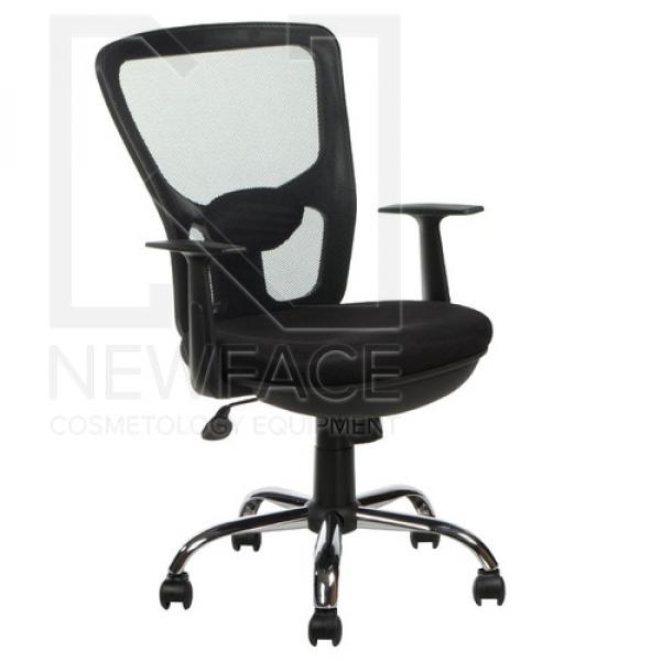 Fotel Ergonomiczny Corpocomfort BX-4032EA Czarny #1