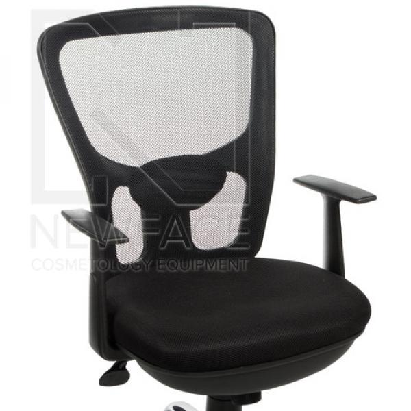 Fotel Ergonomiczny Corpocomfort BX-4032EA Czarny #3