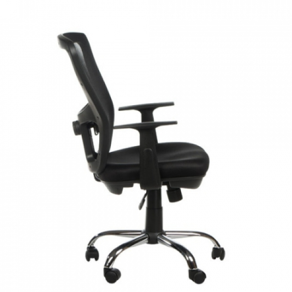 Fotel Ergonomiczny Corpocomfort BX-4032EA Czarny #4
