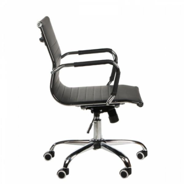 Fotel Biurowy Corpocomfort BX-5855 Czarny #3