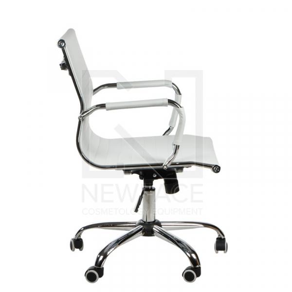 Fotel Biurowy Corpocomfort BX-5855 Biały #3