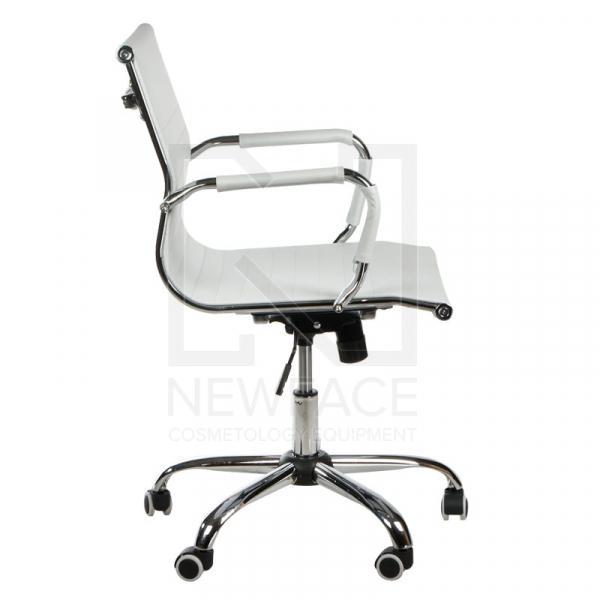 Fotel Biurowy Corpocomfort BX-5855 Biały #4