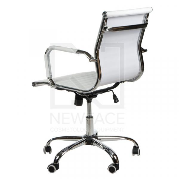 Fotel Biurowy Corpocomfort BX-5855 Biały #5