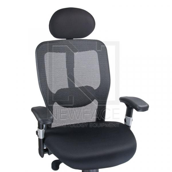 Fotel Ergonomiczny Corpocomfort BX-4029A Czarny #2