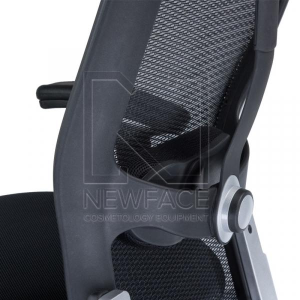 Fotel Ergonomiczny Corpocomfort BX-4029A Czarny #4
