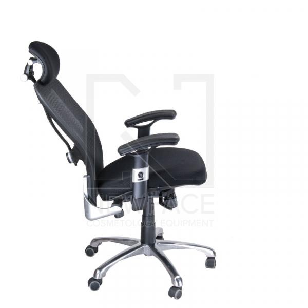 Fotel Ergonomiczny Corpocomfort BX-4029A Czarny #8