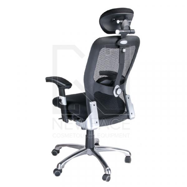Fotel Ergonomiczny Corpocomfort BX-4029A Czarny #9