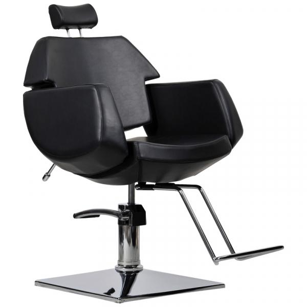Fotel Imperia Bis Czarny #1