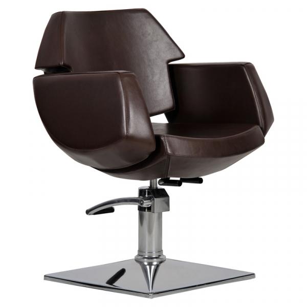 Fotel Imperia Brąz #1