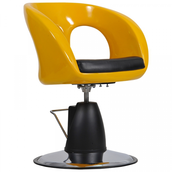 Fotel Ovo Yellow #1