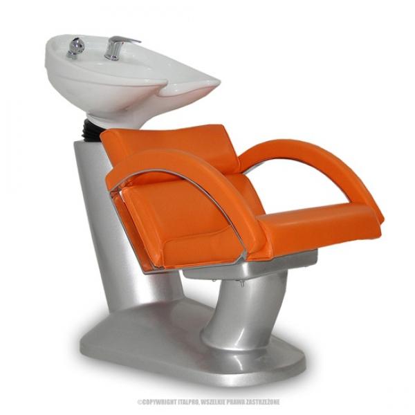 Myjnia Fryzjerska Verona Pomarańczowy #1