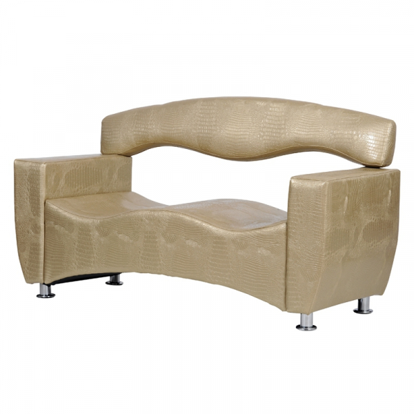 Sofa Imperia Złoty Krokodyl #1