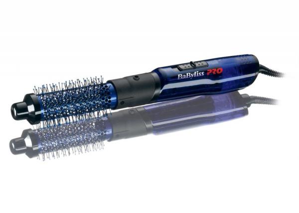 BaByliss Pro BAB2620E Blue Lightening lokówko-suszarka do włosów 32mm #1