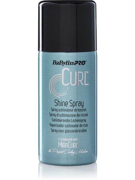 BaByliss Pro CURL Shine Spray nabłyszczacz do włosów 142ml #1