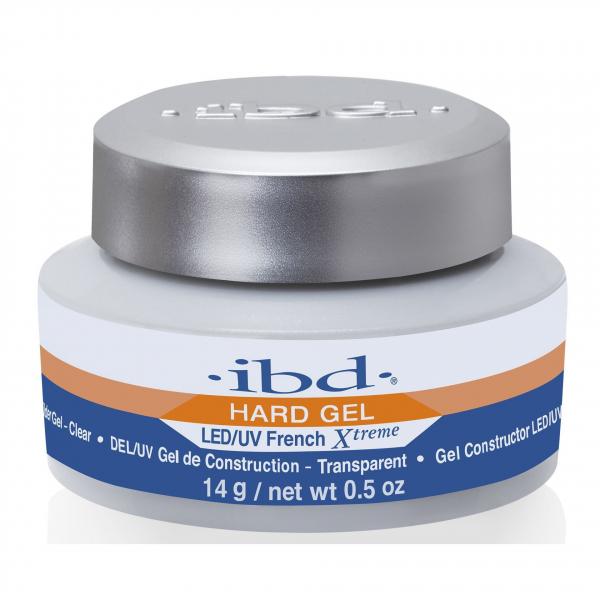 IBD LED/UV French Xtreme Clear Gel, 14g #1
