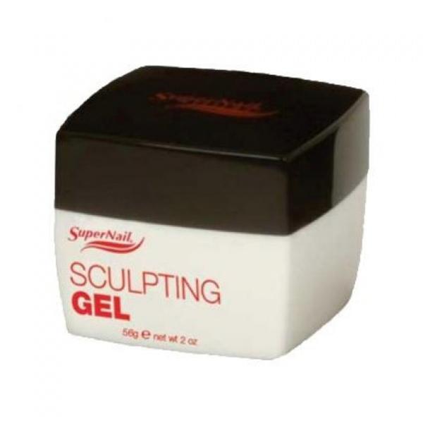 Supernail żel przezroczysty gęsty gel clear sculpting, 56g #1