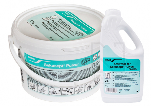 Sekusept Pulver, 2 kg+ Aktywator #1