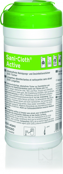 Sani-Cloth active, 200 szt. #1