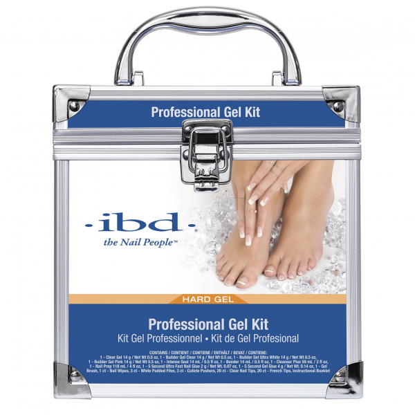 Zestaw The Professional Gel Kit #1
