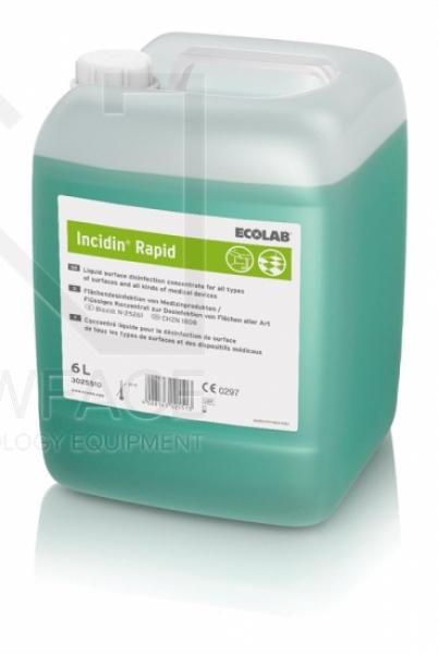 Incidin Rapid, 6l #1