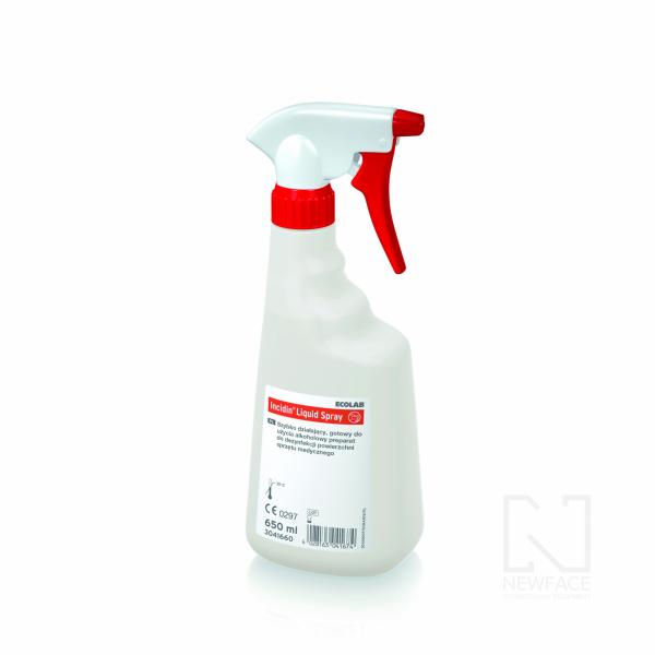 Incidin Liquid Spray, 650 ml ze sprys. #1