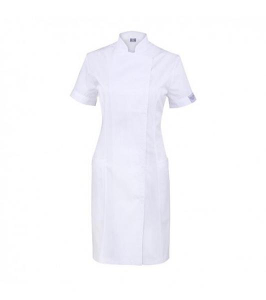 Fartuch Medyczny Biały, Rozmiar 34 #1