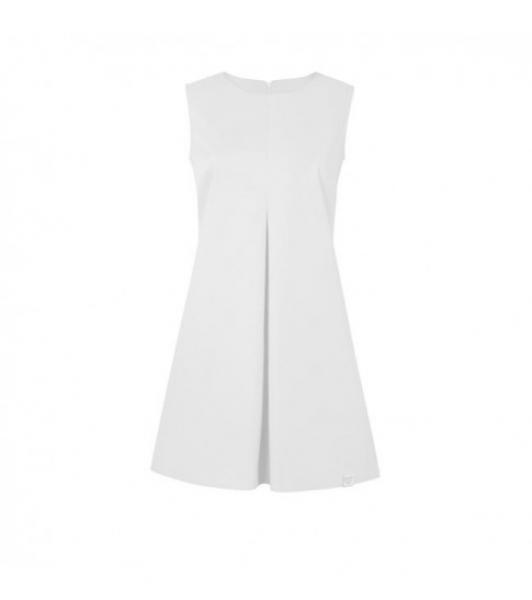 Sukienka Kosmetyczna Vena Beauty Biała, Rozmiar 34 #1