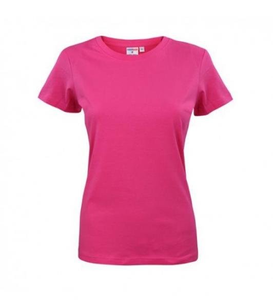 T-Shirt Damski Amarant, Rozmiar XS #1