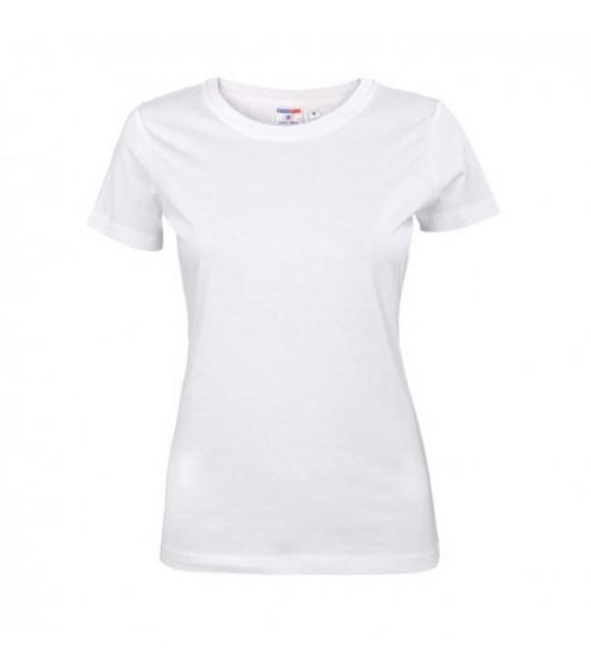 T-Shirt Damski Biały, Rozmiar XS #1