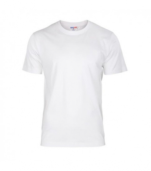 T-Shirt Męski Biały, Rozmiar S #1