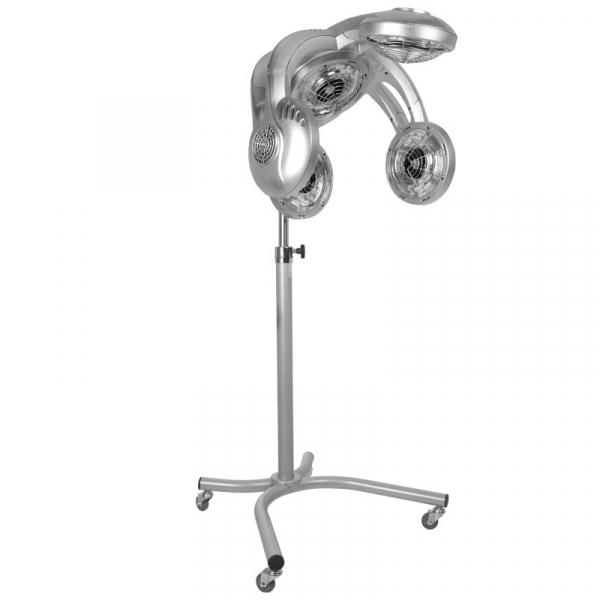 Gabbiano Infrazon Stojący GL-505S Srebrny #1